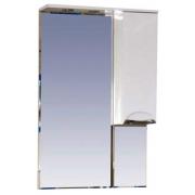 Misty Зеркальный шкаф Жасмин 65 R белый, эмаль