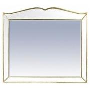 Misty Зеркало Анжелика 100 бежевое сусальное золото