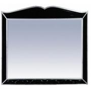 Misty Зеркало Анжелика 100 черное сусальное серебро