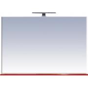 Misty Зеркало для ванной Атланта 107 алый мак