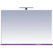 Misty Зеркало для ванной Атланта 107 сиреневое