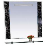 Misty Зеркало для ванной Боливия 90 черная ночь