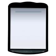 Misty Зеркало для ванной Дайна 85 черное