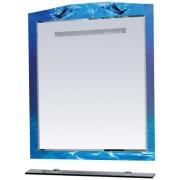 Misty Зеркало для ванной Дельфин 75