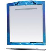 Misty Зеркало для ванной Дельфин 90