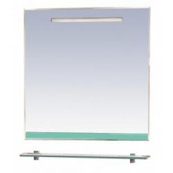 Misty Зеркало для ванной Джулия 75 салатовое