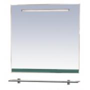 Misty Зеркало для ванной Джулия 90 зеленое