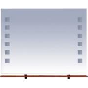 Misty Зеркало для ванной Эллада 100 красная полка
