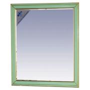 Misty Зеркало для ванной Vena 75 салатовая патина