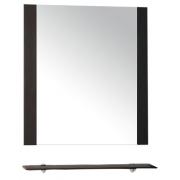 Misty Зеркало для ванной Жасмин 70 венге