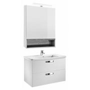 Мебель для ванной Roca Gap 80 белая
