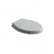 Крышка-сиденье Galassia Ethos (8495) (из дерева и пластика, белый)