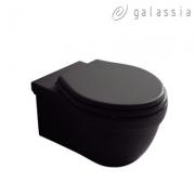 Унитаз подвесной Galassia Ethos (8439NE) черный