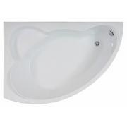 Акриловая ванна Bas Лагуна 170 см L с каркасом