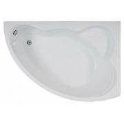 Акриловая ванна Bas Лагуна 170 см R с каркасом
