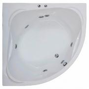 Акриловая ванна Bas Риола 135 см с г/м