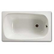 Стальная ванна Roca Contesa 100 см