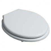 Крышка-сиденье Simas Londra (LO006bi/cr) (петли хром) микролифт